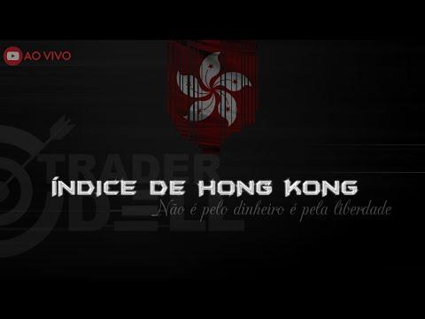 HK50 DAY TRADE AO VIVO OPERANDO ÍNDICE HONG KONG  CORRETORA DE FOREX COM GERENCIAMENTO DE RISCO LIVE