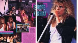 Europe - Break Free