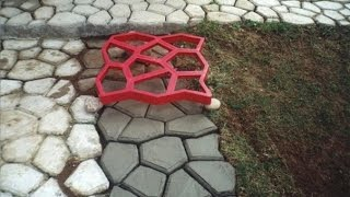 Купить форму для изготовления тротуарной плитки в Пензе(, 2015-05-14T20:36:56.000Z)