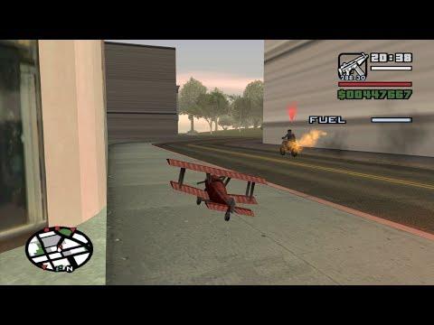 GTA - Minimal Skills - San Andreas - Supply Lines - Zero Mission 2