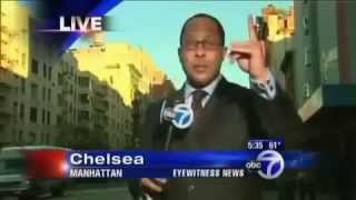 UFO over NYC Manhattan has People Talking: News Archives