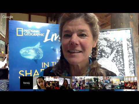 Explorer Classroom | National Geographic | Tierney Thys