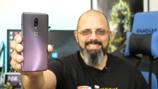 Unboxing The Beautifully Crafted First Ever Gradient @Oneplus 6T From Oneplus In Thunder Purple