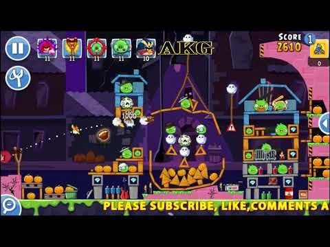 ANGRY BIRDS FRIENDS GAMES | NEW VERSION 2017 | Angry Birds Friends GamePlay