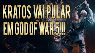 God of War 5 -  Diretor Confirma que Kratos vai pular em NOVO God of War