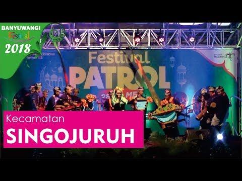 Kecamatan Singojuruh Festival Patrol 2018 | BANYUWANGI FESTIVAL