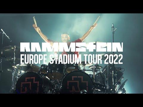 Rammstein - Europe Stadium Tour 2022 (Additional Shows)
