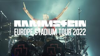 Rammstein - Europe Stadium Tour 2022 (Additional Shows)