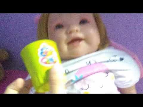 A JANTA DAS MINHAS BEBÊS REBORNS (bebê Reborn Nova)