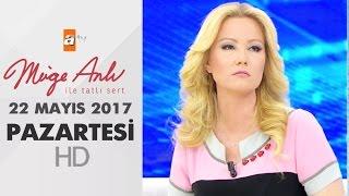 Müge Anlı ile Tatlı Sert 22 Mayıs 2017 Pazartesi - 1849. Bölüm - atv