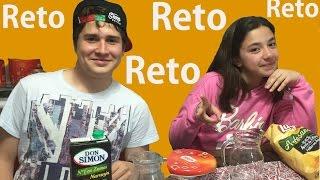 Repeat youtube video Reto del batido con Varo. Smoothie challenge