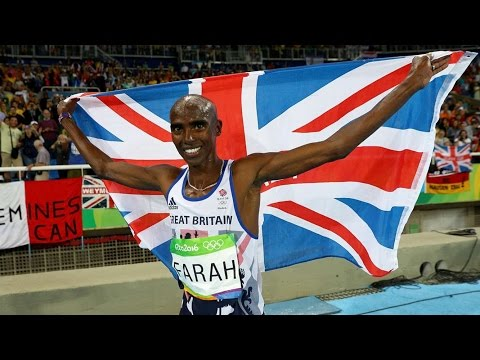 Mohamed Farah and Phelps Strike Gold again as Bolt Looks to Join Party Rio Olympics 2016
