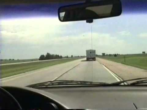 USA Interstate 80 East Tape 11 Part 2 NE York Nebraska - Pype's Palace