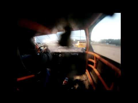 Delaware International Speedway 6-22-13 Ryan Riddle GoPro