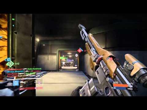 destiny iron banner amazing sniper clip with SoMxStation