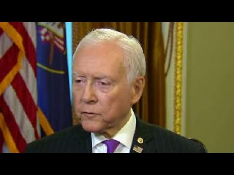 Socialized medicine will cost every dime of gov't: Sen. Orrin Hatch