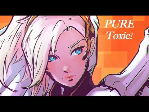 Toxic players blaming on healers and yet still won the match