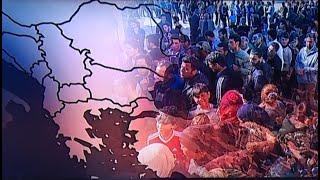 Elérte a balkáni bevándorlóhullám Magyarország déli határát