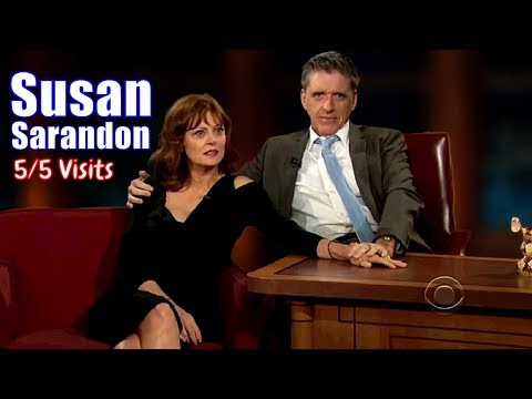 Susan Sarandon - Mature, Yet Playful - 5/5 Appearances In Chron. Order [Mostly HD]