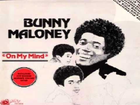 Bunny Maloney-Baby I've Been Missing You (On My Mind 1983)