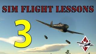 War Thunder Sim Lesson 3 - Close Air Support