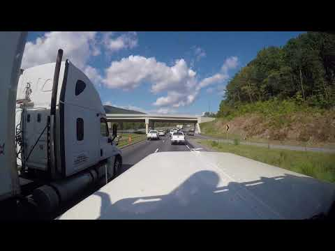 Under a tight scheldule, another day in the life of trucking!      ( vlog # 69 )