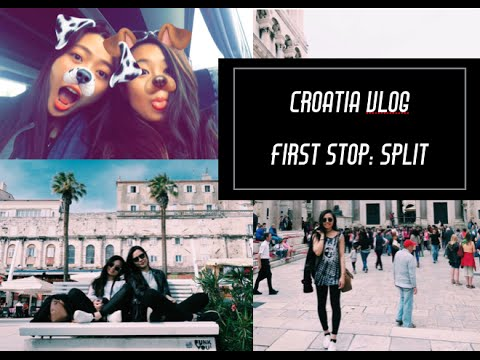 Croatia Vlog | Split