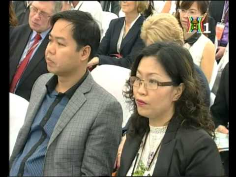 KinderWorld Education Group and Gamuda Land Vietnam LCC - Hanoi Television