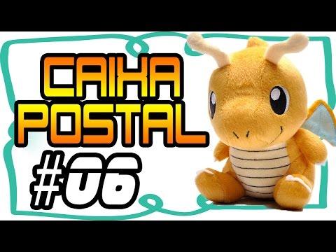 Conferindo a Caixa Postal #06 - Dragonite Gigante