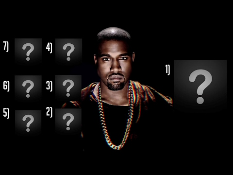 Kanye West Discography RANKED Worst to Best (2004-2016)