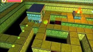 Pac-Man Adventures in Time (PC) Part 4: Knights, A Dragon, and a Temple