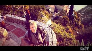 Свадьба (прогулка по Монако)