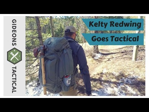 Kelty Redwing Goes Tactical