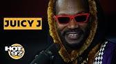 Juicy J On Three 6 Mafia Reunion, Tells The Story Behind 'Slob On My Knob' & Remembers Stan Lee
