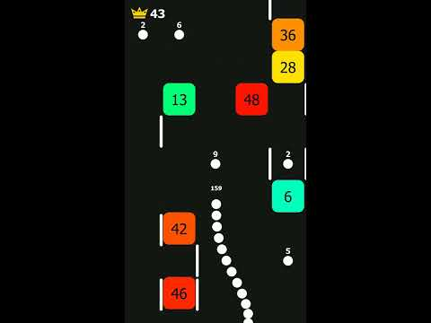 BBB - Ball, Balls, Block Vs Snake, High Score Game Play (Android & IOS)