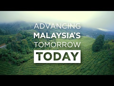 Advancing Malaysia's Tomorrow, Today.