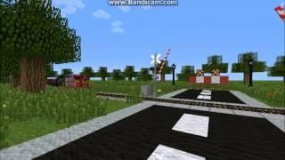 Lamps and Traffic Lights Mod Show Case - Level Crossing