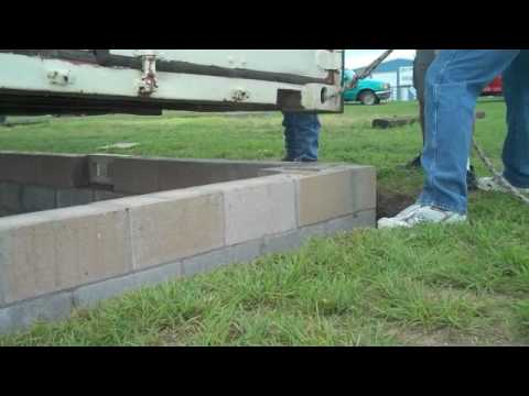 crane day in joshua, texas - youtube