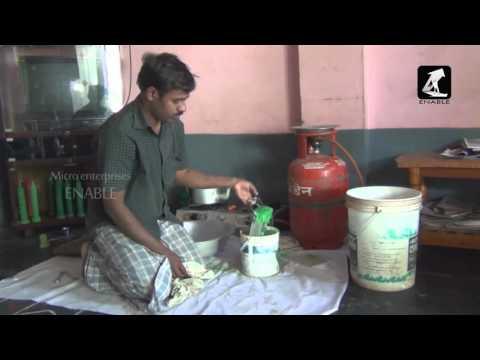 Big Candles Making- Business Video(Telugu)