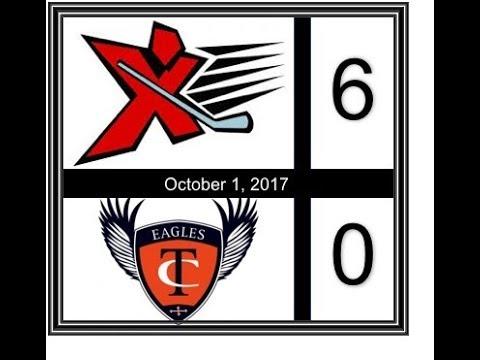 AX03 v Tri-City Eagles