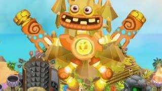 My Singing Monsters: C/K - Orange WUBBOX! (VIP Wubbox) (Animation)