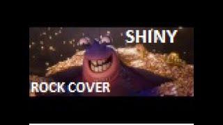 """""""Shiny"""" Metal Rock version (from Moana) Tamatoa"""