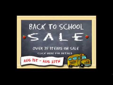 Back To School Sale   Wood You Furniture   Gainesville, Florida   Duration:  37 Seconds.