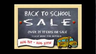 Back To School Sale - Wood You Furniture - Gainesville, Florida