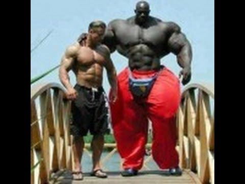 Os homens mais musculosos do mundo parte 2 - YouTube