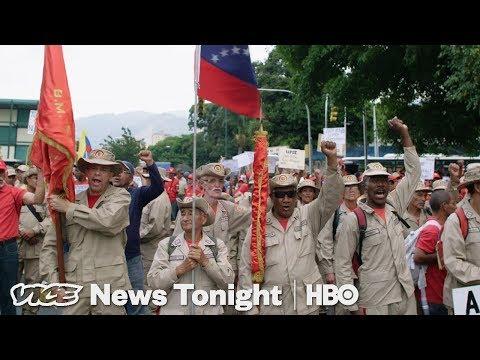 Maduro's Everlasting Power & Trump Cartoonist: VICE News Tonight Full Episode (HBO)