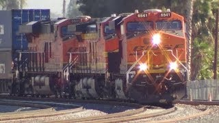 Another amazing weekend of railfanning with BNSF, Amtrak, Union Pacific and Metrolink