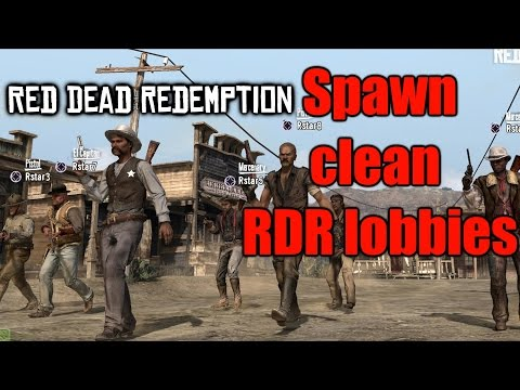 RDR- How to spawn clean servers