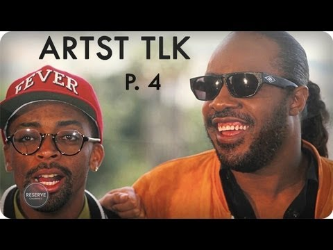 Spike Lee Shows NYU The Answer | Ep. 9 Part 1, Segment 4/4 ARTST TLK | Reserve Channel