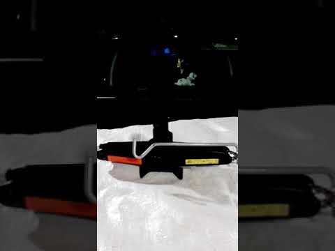 Видео Квадратная труба из черной стали 10х10